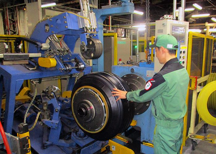 横浜ゴム三重工場は働きやすい職場環境が自慢