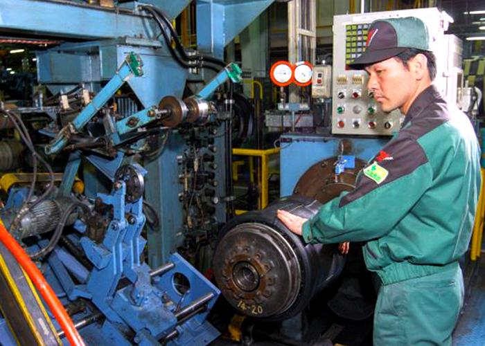 横浜ゴム新城工場は働きやすい職場環境が自慢