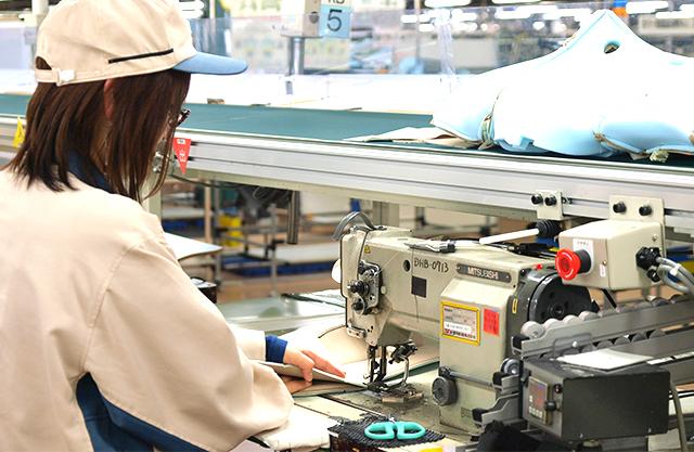 トヨタ紡織土橋工場は日勤のみ!試作部ならではの業務